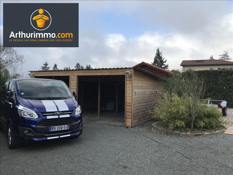 Sale house / villa St just la pendue 158000€ - Picture 8