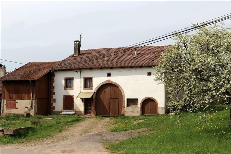 Sale house / villa Moyenmoutier 59000€ - Picture 1