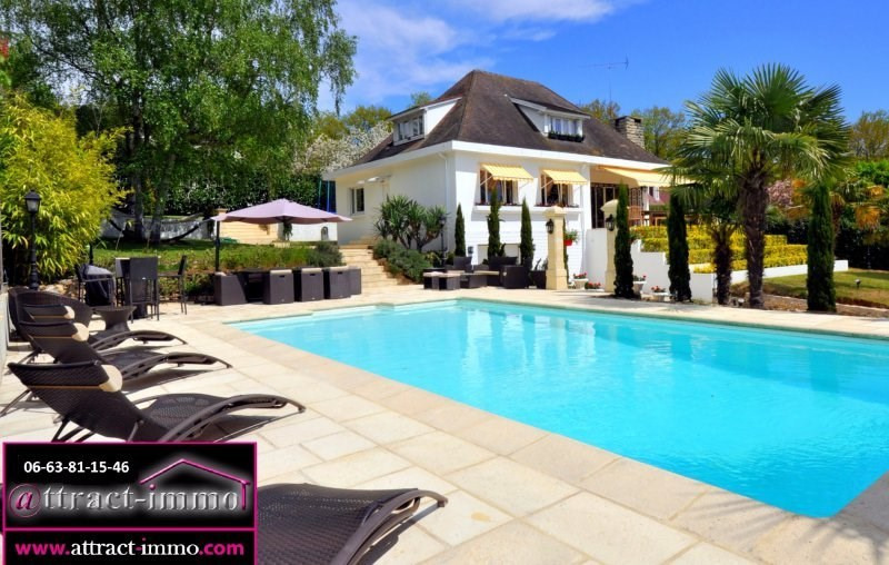 Sale house / villa Janvry 650000€ - Picture 1