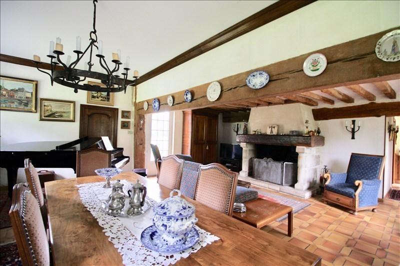 Vente maison / villa Conches en ouche 368000€ - Photo 6