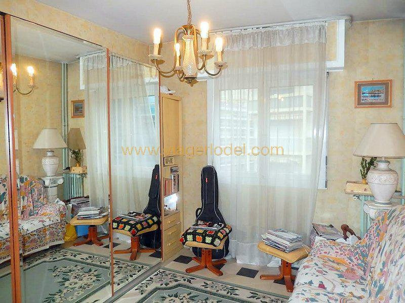Vendita nell' vitalizio di vita appartamento Menton 82000€ - Fotografia 4