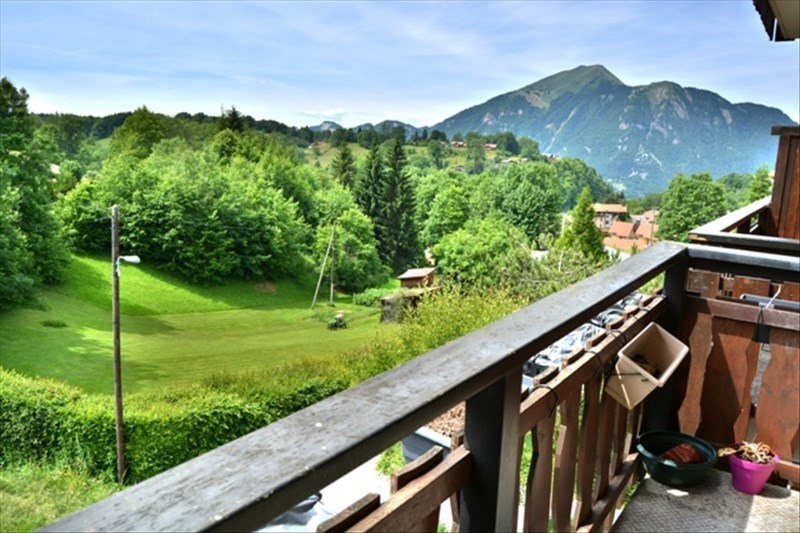 Venta  apartamento Mont saxonnex 111500€ - Fotografía 4