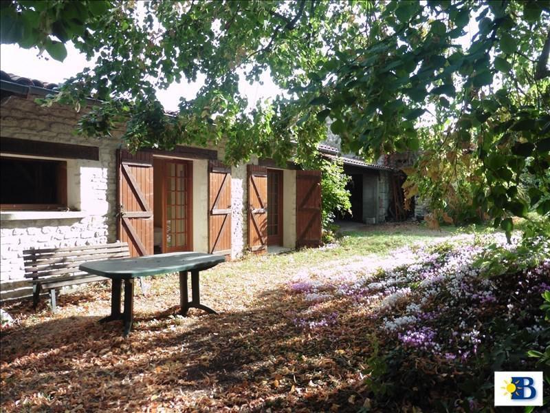 Vente maison / villa St gervais les trois cloch 116600€ - Photo 2