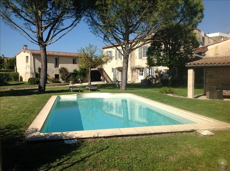 Deluxe sale house / villa Valence 630000€ - Picture 1