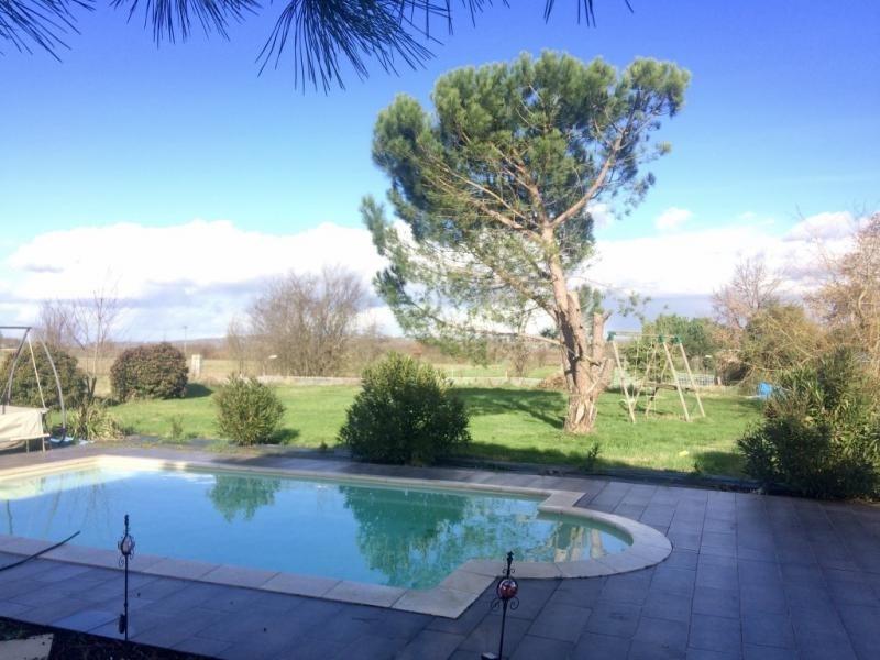 Vente maison / villa Labastide st pierre 255600€ - Photo 1