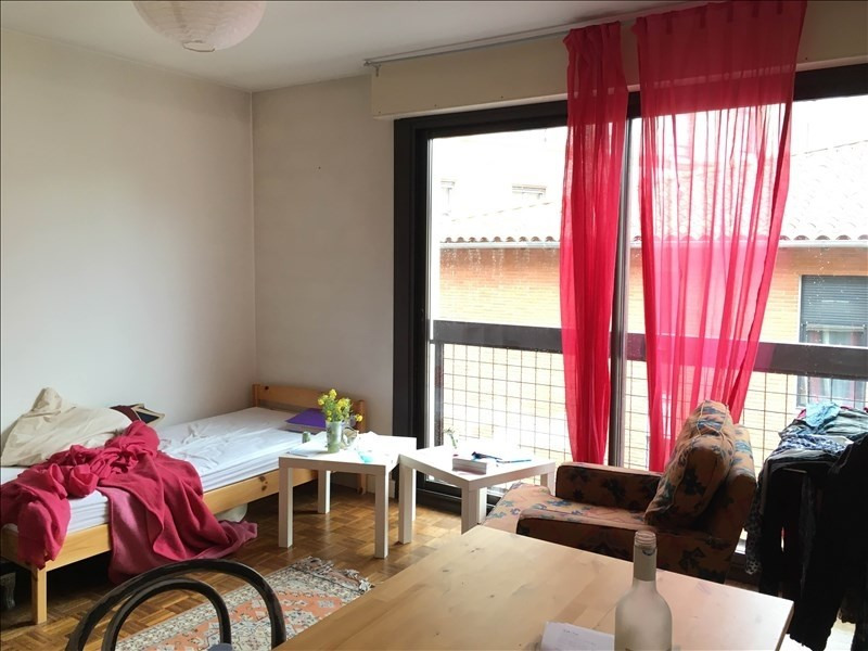 Rental apartment Toulouse 852€ CC - Picture 2