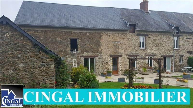 Vente maison / villa Villers bocage 262900€ - Photo 1