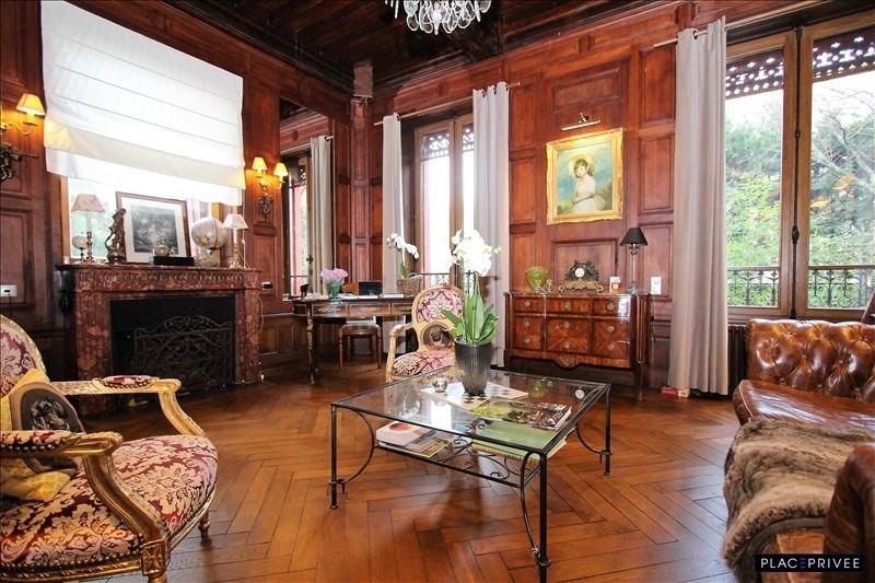 Venta de prestigio  casa Nancy 895000€ - Fotografía 4