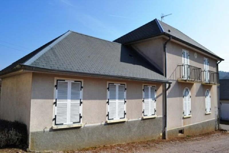 Vente maison / villa Saulieu 75000€ - Photo 1
