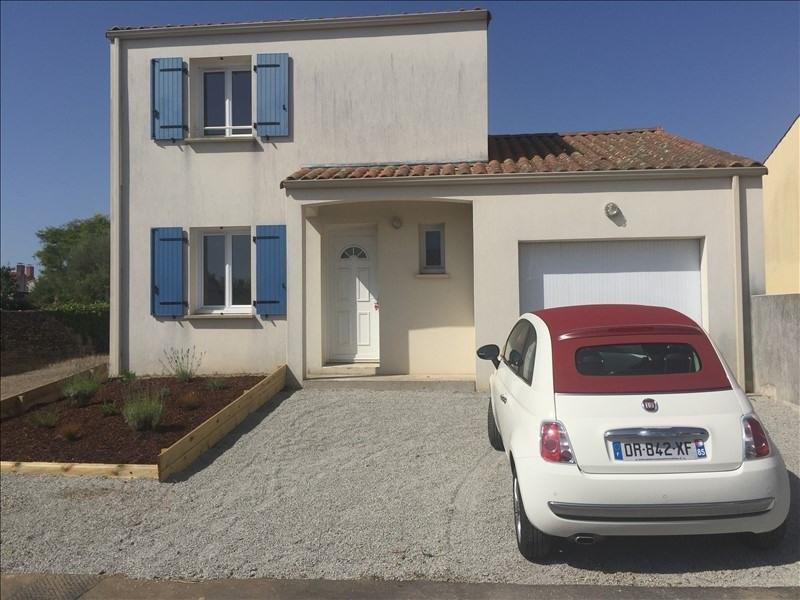 Sale house / villa Talmont st hilaire 186000€ - Picture 1