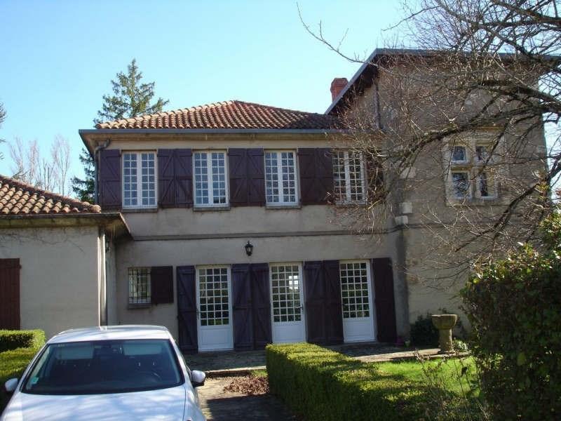 Vente maison / villa Mirandol bourgnounac 318000€ - Photo 1