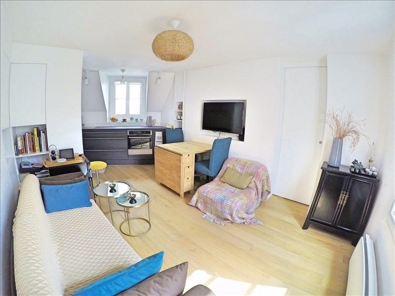 Sale apartment Paris 3ème 620000€ - Picture 1