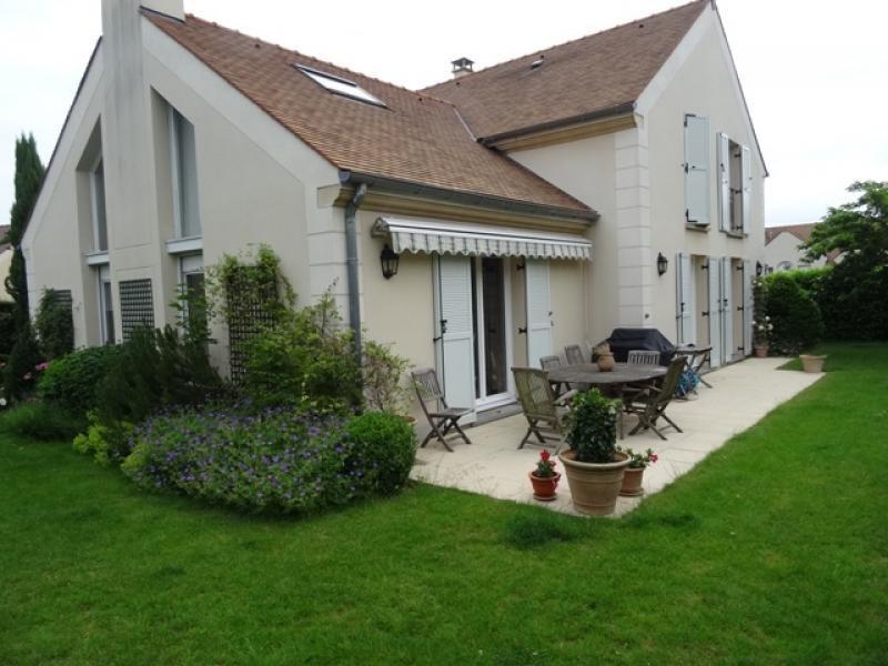 Sale house / villa Villennes sur seine 787500€ - Picture 2