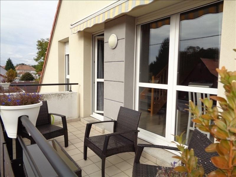 Vente appartement Oberhoffen sur moder 214000€ - Photo 1