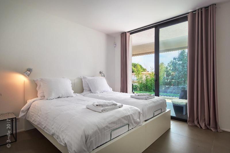 Vermietung von ferienwohnung wohnung Le golfe juan 5400€ - Fotografie 16