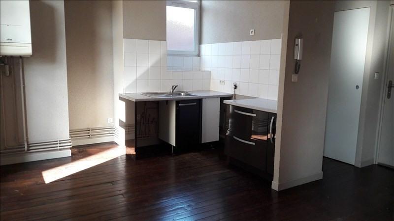 Sale apartment Roanne 85000€ - Picture 2