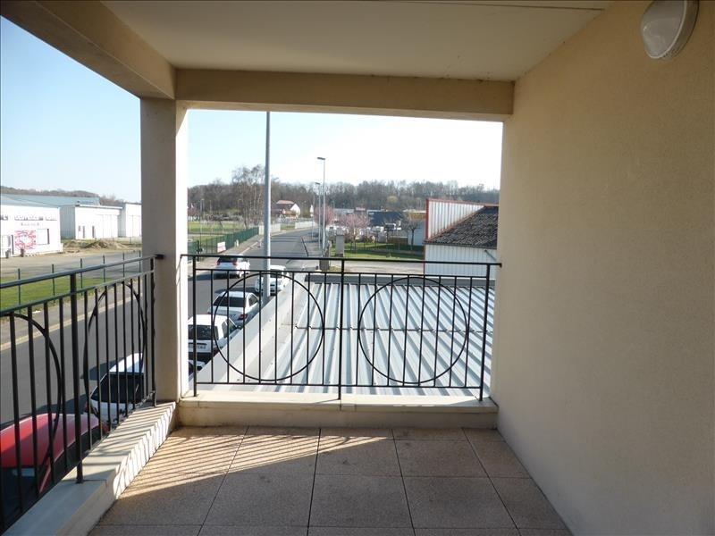 Vente appartement Crepy en valois 129000€ - Photo 5