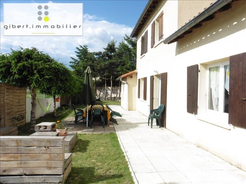Vente maison / villa Le puy en velay 166000€ - Photo 1