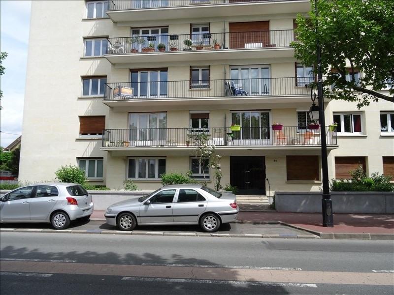 Vente appartement La varenne st hilaire 265000€ - Photo 1