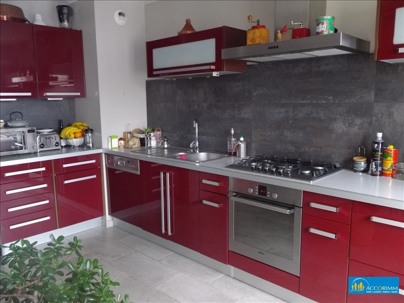 Vente appartement Villeurbanne 278000€ - Photo 3