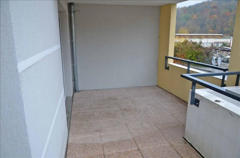 Rental apartment Bellegarde sur valserine 691€ CC - Picture 5