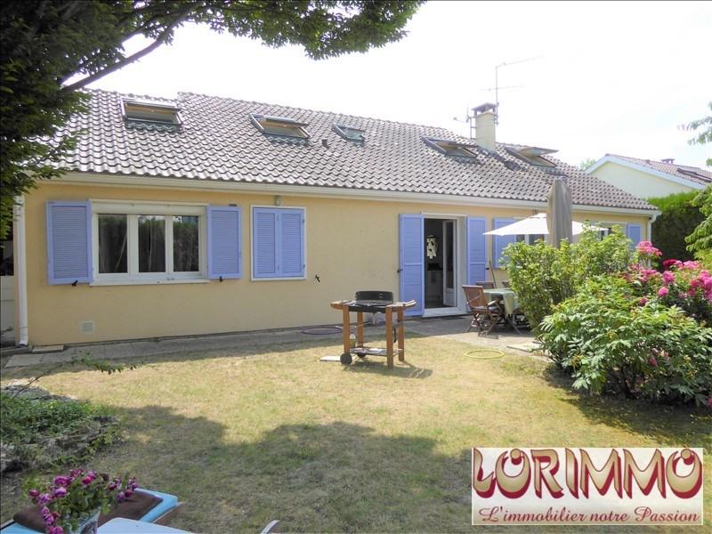 Sale house / villa Mennecy 399000€ - Picture 1