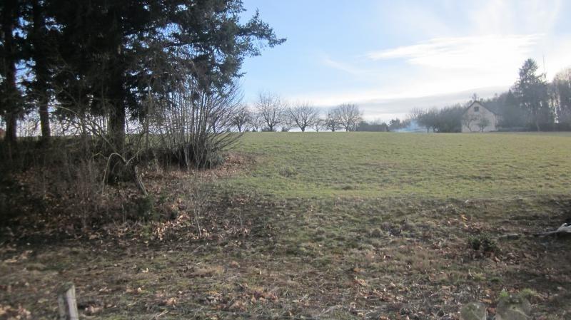 Vente terrain St leonard de noblat 109000€ - Photo 1