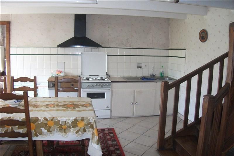 Sale house / villa Beuzec cap sizun 102900€ - Picture 6