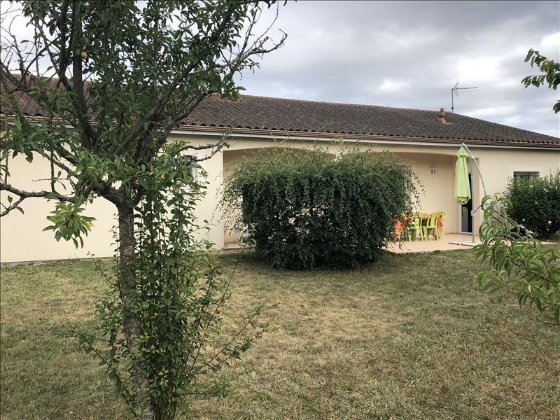 Location maison / villa St benoit 950€ CC - Photo 1