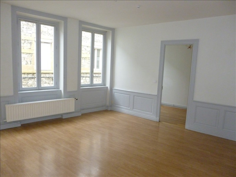 Vente appartement Tarare 86 000€ - Photo 1