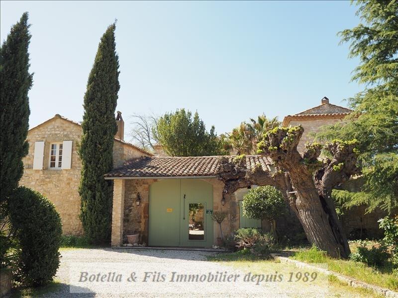 Deluxe sale house / villa Uzes 1195000€ - Picture 13