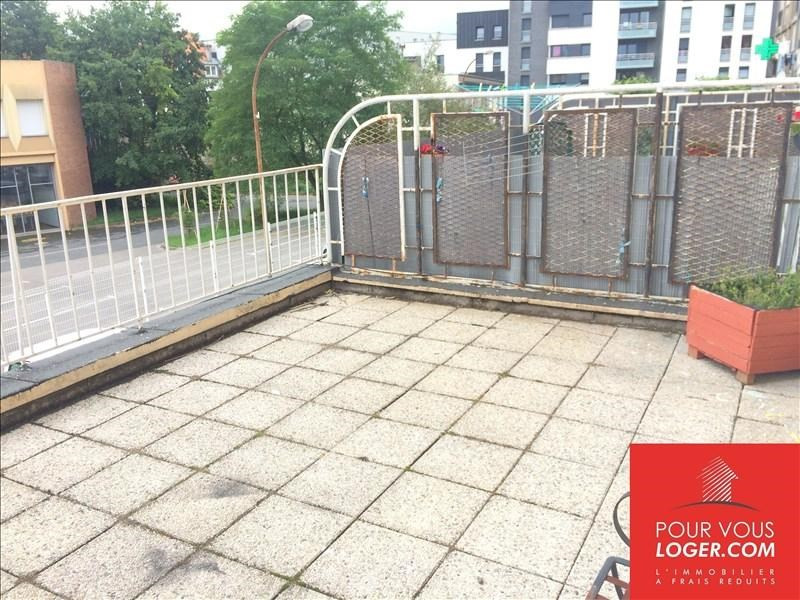 Rental apartment Boulogne sur mer 550€ CC - Picture 3