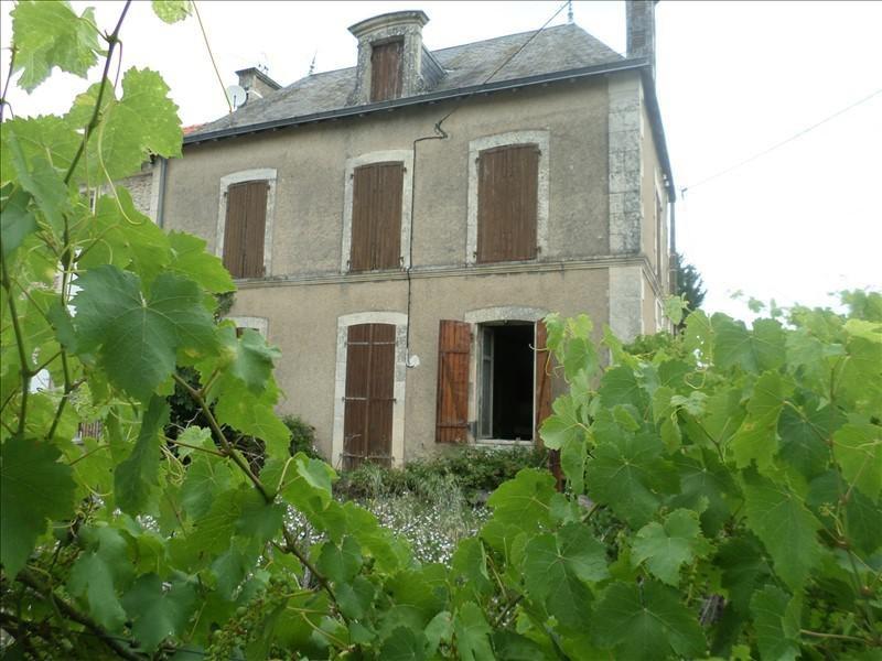 Vente maison / villa Chapelle viviers 49500€ - Photo 10