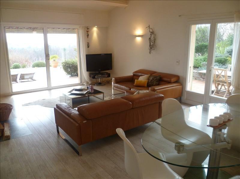 Vente de prestige maison / villa Saint cezaire sur siagne 619500€ - Photo 6