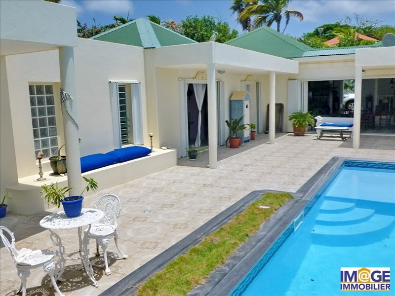 Deluxe sale house / villa St martin 1330000€ - Picture 2