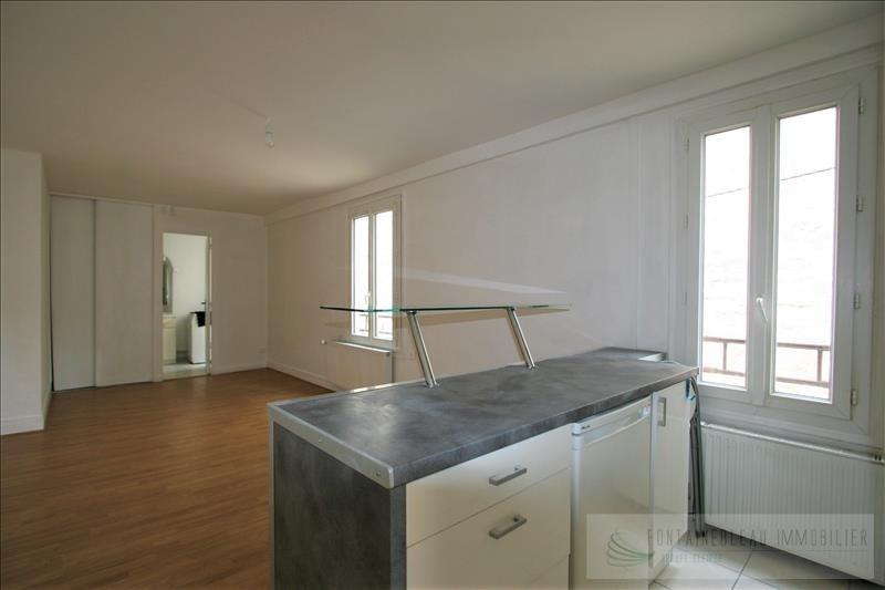 Sale apartment Fontainebleau 107000€ - Picture 2