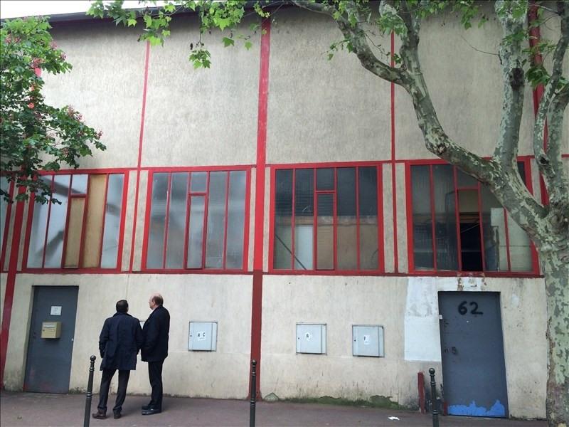Location Local d'activités / Entrepôt L'Île-Saint-Denis 0