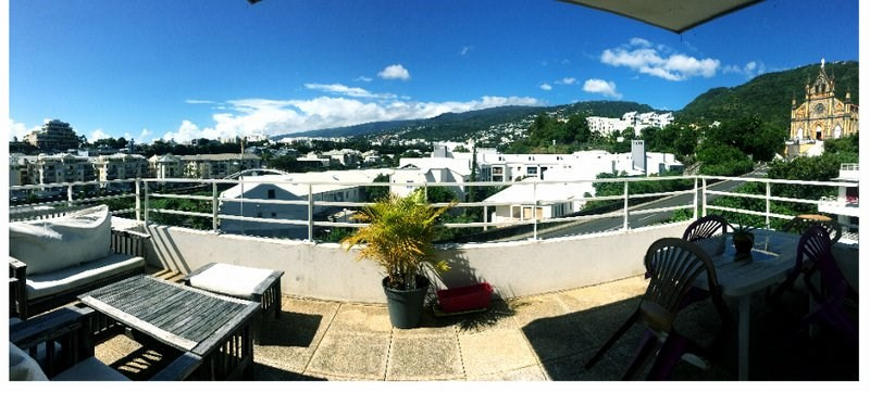 Location appartement St denis 783€ CC - Photo 1