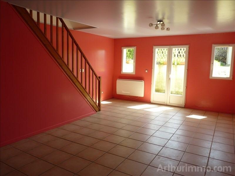 Vente maison / villa Cesny bois halbout 133500€ - Photo 4