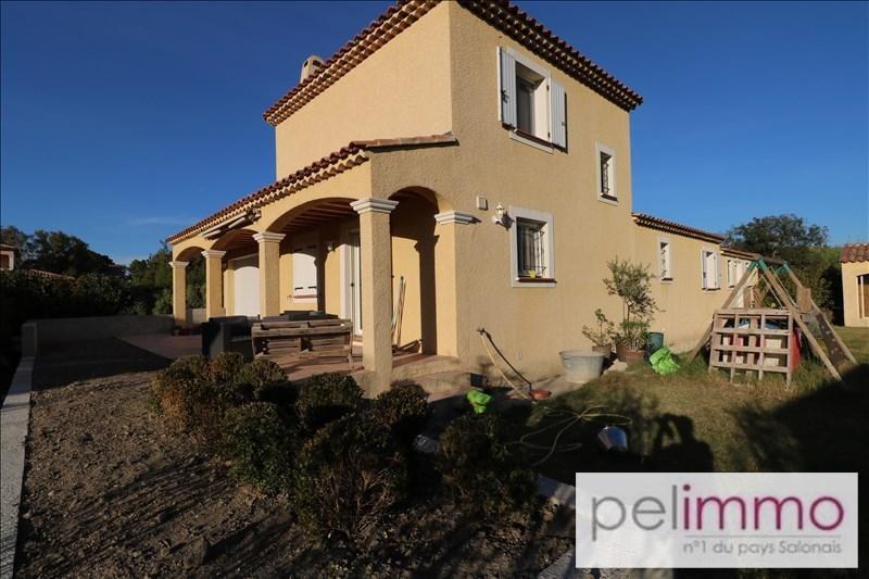 Vente maison / villa Eyguieres 430000€ - Photo 1