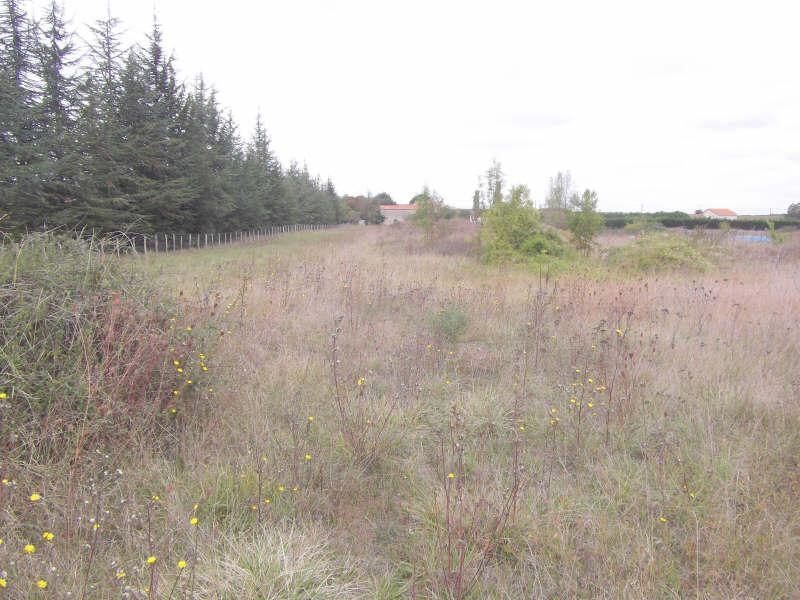 Vente terrain Fouqueure 44000€ - Photo 3