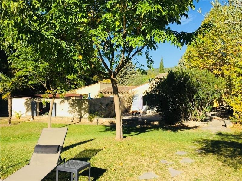 Deluxe sale house / villa Aix en provence 1090000€ - Picture 1
