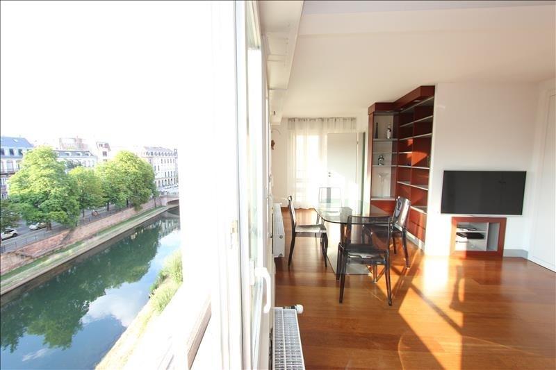 Deluxe sale apartment Strasbourg 336000€ - Picture 2