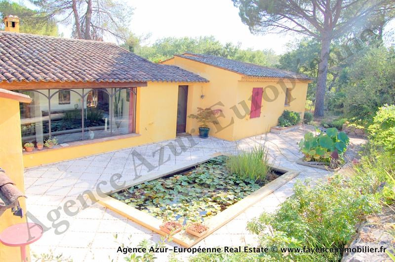 Vente de prestige maison / villa Le canton de fayence 875000€ - Photo 12