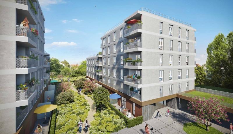 Vendita nuove costruzione Sevran  - Fotografia 1