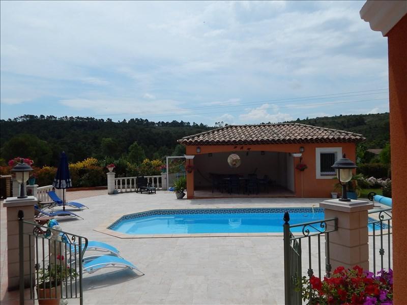Deluxe sale house / villa Sillans-la-cascade 682500€ - Picture 3