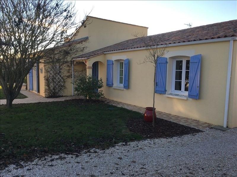Vente maison / villa Lucon 228800€ - Photo 1