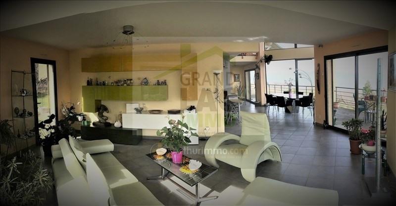 Deluxe sale house / villa Pugny chatenod 949000€ - Picture 4