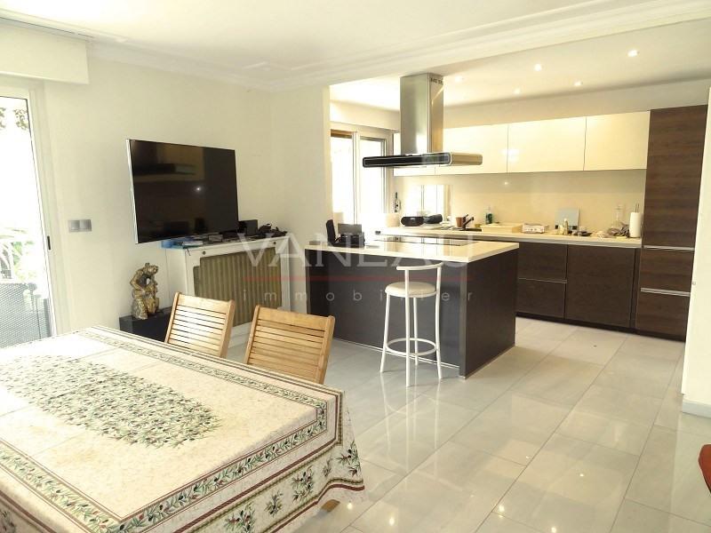 Vente de prestige appartement Juan-les-pins 546000€ - Photo 2