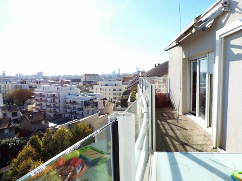 Appartement T5 traversant - dernier etage avec double terrasses